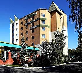 Гостиница Березка Парк-Отель