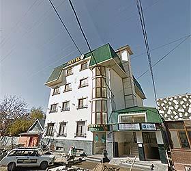 Гостиница Чемодан