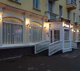 Гостиница Крошка Енот Волоколамка