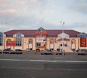 Гостиница Вавилон