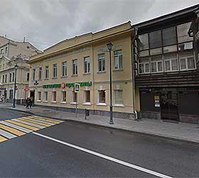 Гостиница Покровский Дом