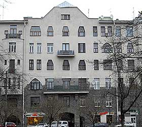 Гостиница Бутик Отель Гранд Кронверкский
