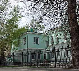 Гостиница Басманка Дом Приемов