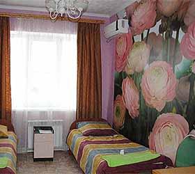 Гостиница Машенька