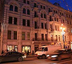 Гостиница Пижама на Невском