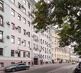 Гостиница Апельсин Отель Чистые Пруды