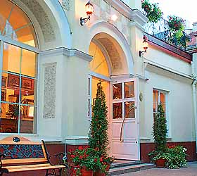 Гостиница Шекспир Бутик Отель