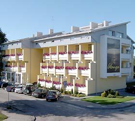 Гостиница Аланга