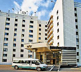 Hotel Domodedovo AirHotel