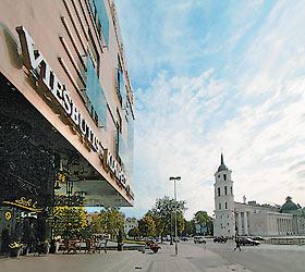 Гостиница Амбертон