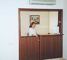 Гостиница Озерковская