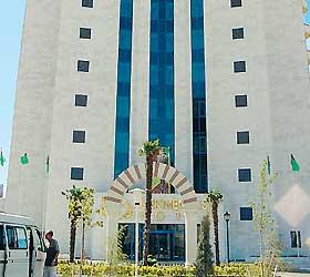 Гостиница Туркменбаши