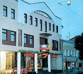 Гостиница Русская Тройка