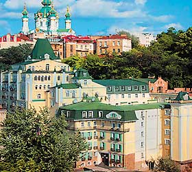 Гостиница Воздвиженский