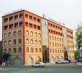 Гостиница Бэст Вестерн Конгресс Отель