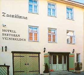 Гостиница Таанилинна
