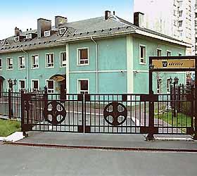 Гостиница Валгалла