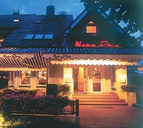Гостиница Мама Роса