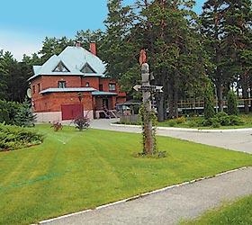 Гостиница Славянская Деревня