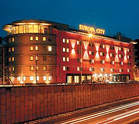 Гостиница Европа Сити Вильнюс