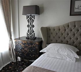 Гостиница Кебур Палас