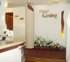Гостиница Геолог