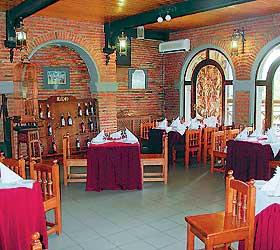 Гостиница Олд Метехи