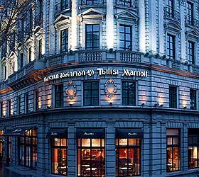 Гостиница Тбилиси Марриотт