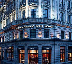 Hotel Tbilisi Marriott Hotel