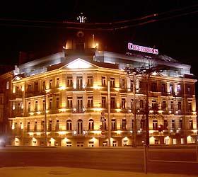 Гостиница Конгресс