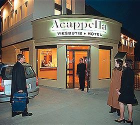Гостиница Акаппелла