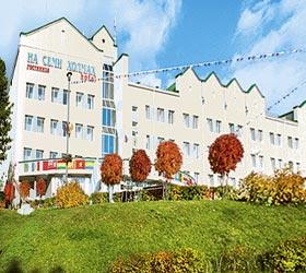 Гостиница На Семи Холмах