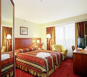 Гостиница Краун Плаза