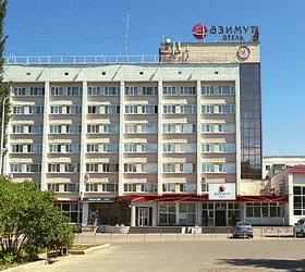 Гостиница АЗИМУТ Отель Уфа