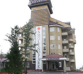Гостиница Смолинопарк