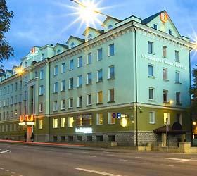 Гостиница Фон Стакельберг Отель Таллинн