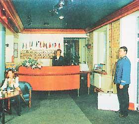 Гостиница Майори