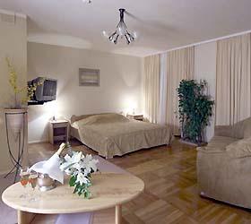Гостиница Лива