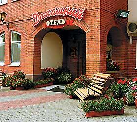 Гостиница Август Отель
