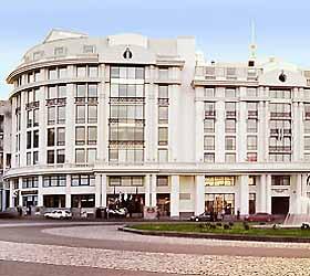 Гостиница Кортъярд Марриотт Тбилиси
