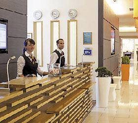 Гостиница Новотель Санкт-Петербург Центр