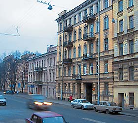 Hotel Rinaldi on Grechesky Prospect