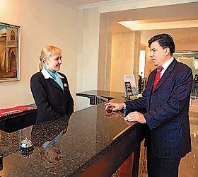 Гостиница Космонавт