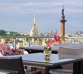 Hotel Kempinski Moika 22 St.Petersburg