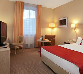 Hotel Holiday Inn Moscow Lesnaya
