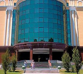 Гостиница Регистан Плаза