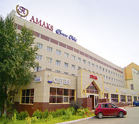 Гостиница АМАКС Премьер Отель