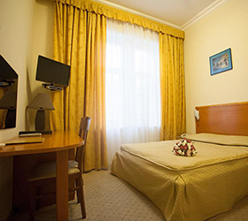 Гостиница Морской