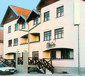 Гостиница Ихасте