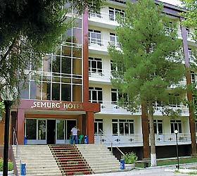 Hotel Semurg Bukhara